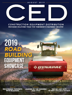 CED August 2019 cover