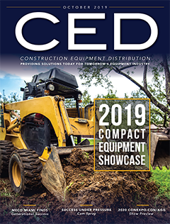 CED October 2019 cover