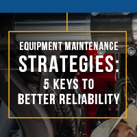 equipment maintenance strategies