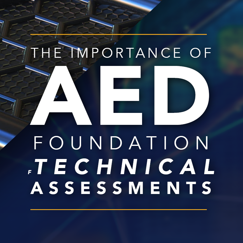 importance of AED tech assesment 200x200