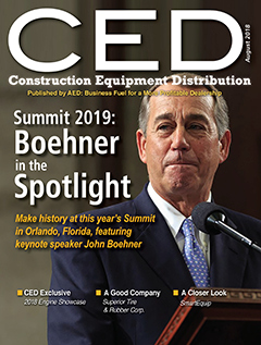 CED August 2018