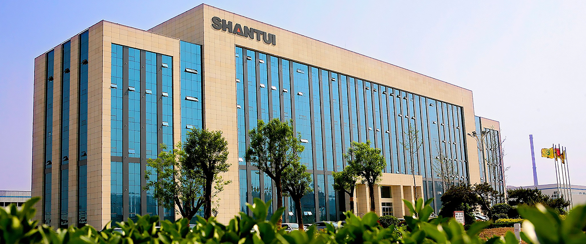 shantui bldg header